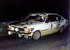 DECALS 1/43 OPEL KADETT GT/E Clarr Tour de Corse  1979 + Cevennes 1979
