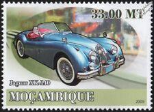 JAGUAR XK140 / XK-140 Sports Car Mint Automobile Stamp