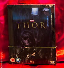 Thor [2D + 3D] Limited Edition Lenticular Steelbook Zavvi + Art Cards * Sold Out