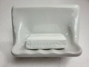 Ice Gray Grey Ceramic Soap Dish Tray Tub Silver Classic Color 062 Kohler K176