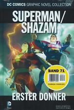 DC Comic graphic novel Collection 71-Superman/Shazam, EAGLEMOSS
