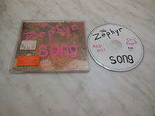 CD SINGLE RED HOT CHILI PEPPERS - THE ZEPHYR SONG