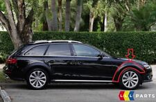 NEW GENUINE AUDI A4 ALLROAD 2010-2016 FRONT BLACK TRIM FOR WHEEL ARCH RIGHT O/S