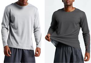 Herren Langarm Shirt Funktionsshirt Fitnessshirt schnelltrocknend & atmungsaktiv
