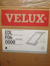 VELUX EDL F06 0000 Single Slate Flashing - 66cm x 118cm Replacement Flashing Kit