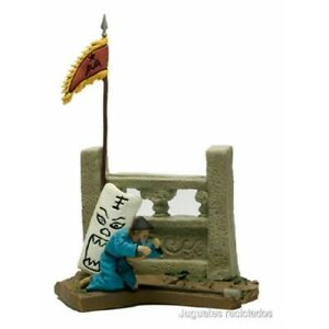 Chinese Munition tin Lead soldier Figure Agostini