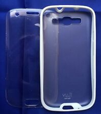 iLuv Clear / White Hardshell Case for Samsung Galaxy S 111 - S3