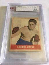 1948 Leaf Boxing Arturo Godoy #8 BVG 8