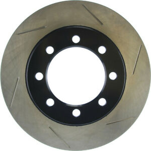 Disc Brake Rotor-Rear Disc Front Left Stoptech 126.66015SL