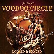 VOODOO CIRCLE - Locked & Loaded - Digipak-CD - 884860354028