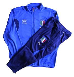Puma Italien Trainingsanzug Campioni del Mondo 2006 Italia Squadra Azzura XL Neu