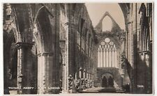 Monmouthshire; Tintern Abbey, Nave Looking W, RP PPC, Unposted, By Photochrom
