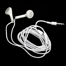 10pairs Earphone Headphones w/ Mic for iPhone 4G 4S 3GS 3G MP3 iPod Nano C#P5