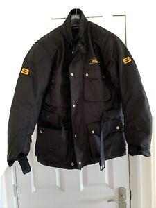 Stein  STJ520 Ladies/Unisex Textile Motorcycle Jacket Size small 10/12 NEW