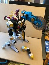Power rangers Deluxe Dino thunder Stegazord megazord  One supplied per purchase