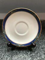 Royal Doulton Regalia tea saucer Excellent Condition 5 Plates