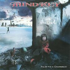 Mind Key - Pulse for a Graveheart  (CD, Jul-2009, Frontiers Records (Italy) ROCK
