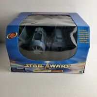 Star Wars Imperial Tie Bomber The Empire Strikes Back Pilot Figure Hasbro 2002