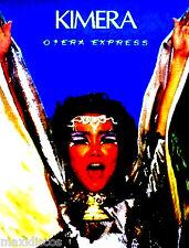 CAS - KIMERA - O?ERA EXPRESS (NEW OPERA DISCO) SPANISH EDIT. 1986 FACTORY SEALED