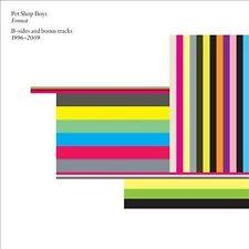 Format: B-Sides and Bonus Tracks 1996-2009 by Pet Shop Boys (CD, May-2012, 2 Discs, EMI)