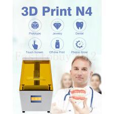 3D Printer N4 Printing Precision 47μm Photon 405nm UV Resin DIY Jewelry Modeling
