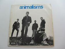 THE ANIMALS   ORIGINAL 1964  NEW ZEALAND    LP ANIMALISMS