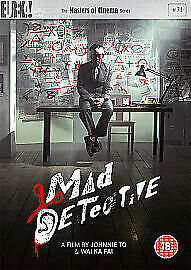 Mad Detective Masters of Cinema UK  DVD Johnnie to .Free UK delivery.