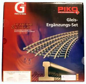 PIKO 'G' GAUGE 35300 STATION TRACK SET