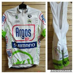 Supplied cycle jersey Argos Shimano road bike S size
