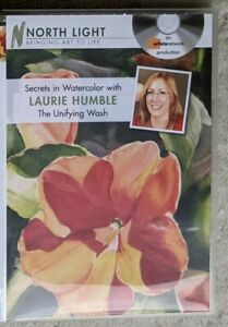 Secrets in Watercolor with Laurie Humble: The Unifying Wash DVD