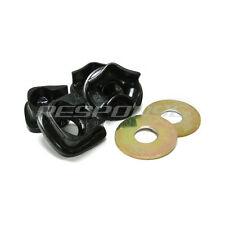 Energy Suspension Motor Mount Inserts Bushings Black Fits 88-91 Honda Civic CRX