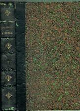 VIDOCQ Le ROI des POLICIERS de Marc MARIO & Louis De LAUNAY ~1892 T.3 La FIN EO