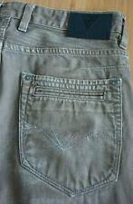 Jeans GUESS TIESTO Collection Herren Men 30 Braun Brown