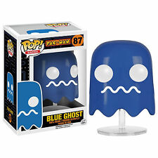 Funko Pac-Man POP Blue Ghost Vinyl Figure NEW Toys Video Game Collectibles