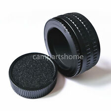 M52 to M42 Adjustable Focusing Helicoid Adapter 25-55mm Macro Extension Tube cap