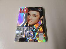 Elvis TV Guide Hologram