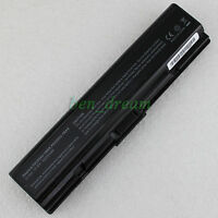 New 6cells Laptop Battery for Toshiba Satellite L300 L305 L500 L505 PA3534U-1BRS