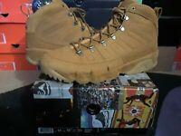 Nike Air Jordan IX 9 Retro Boot NRG Wheat Baroque Brown Flax iv vi xi AR4491 700