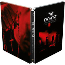 The Exorcist Limited Edition Steelbook/Directors Cut Blu Ray  WORLDWIDE SHIPPING
