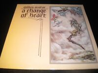 Golden Avatar - A Change Of Heart - Vinyl Record LP Album - BBT 108 - 1976