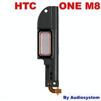 MODULO ALTOPARLANTE ASCOLTO per HTC ONE M8 FLAT FLEX SPEAKER AUDIO +TELAIO FRAME