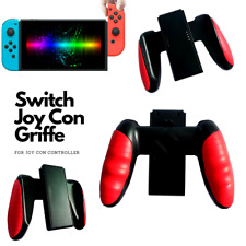Joy Controller Grips Mount For Nintendo Switch Hand Held Console