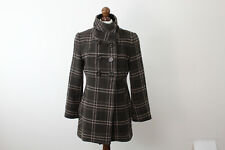 HOBBS Italian Wool Coat size Uk 10