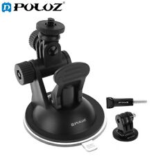 PULUZ Car Suction Cup Tripod Mount Kit For  GoPro HERO 6 5 5 Session 4 3/ 3 2 1