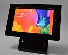 Samsung Galaxy Tab 4 7.0 Black Acrylic Anti-Theft Desktop Stand for Kiosk, POS