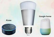 Smart Led Bulb Dim Color Tuning Smart WiFi Phone Control Google Assistant Alexa