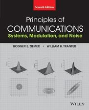 Principles of Communications by Rodger E. Ziemer and William H. Tranter...