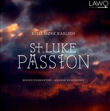 St. Luke Passion, New Music