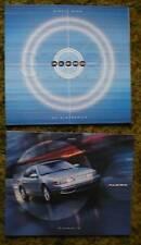 1999 2000 Oldsmobile Alero Sales Brochure Lot