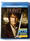 Blu-ray Lo Hobbit - Un viaggio inaspettato - Ed. sp. 2 dischi + dig. copy Nuovo